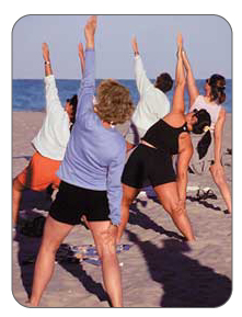 Tai chi can strengthen and stretch your leg muscles to support an osteoarthritic knee
