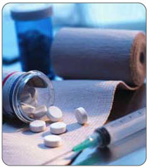 NSAIDs can prevent temporary relief